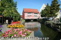 Altstadt der Hansestadt Wismar - Mecklenburg Vorpommern