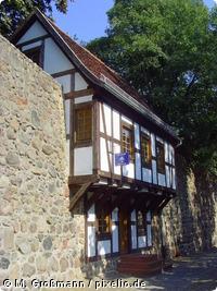 Stadtmauer von Neubrandenburg - Wieckhaus