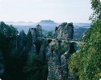 Bastein im Elbsandsteingebirge - Sachsen