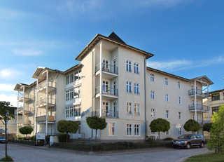 (Brise) Haus Miramar Hausansicht Ecke Kurstraße/Neue Str.