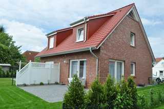 Nr. 58 - Ferienhaus Mühlenstraße Garten / Terrasse