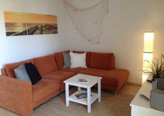 Strandkrone - 26-19 Wohnzimmer