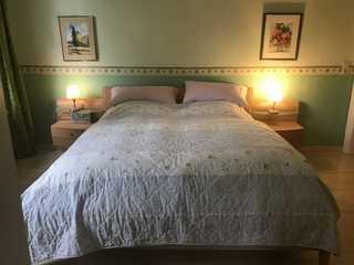 Villa Kurz Schlafzimmer 1