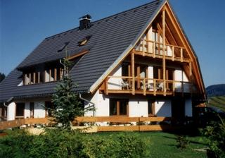 4-Star Holiday House Rösslewiese Außenansicht