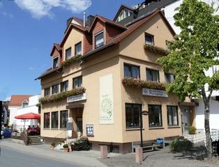 Odenwald-Gasthaus Mümlingstube Die Mümlingstube von außen