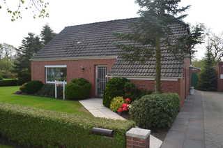 Ferienhaus Fehnkolonie 35189 Hausansicht