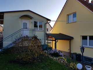 Zimmervermietung Frank Lemke - Ahlbeck Ferienhaus mit separatem Eingang auf dem Grunds...