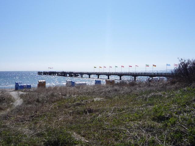 Seebrücke Großenbrode
