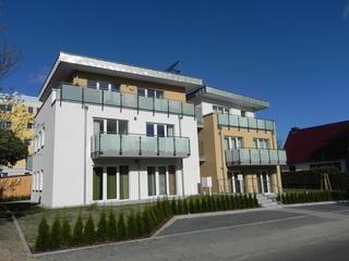 Villa Bettina Wohnung 03 Hausansicht