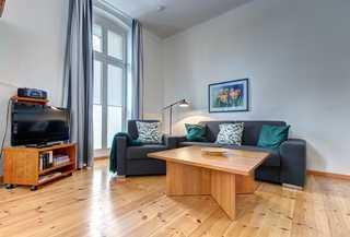 Ahlb_Villa Ahlbeck - FeWo Kühlungsborn Wohnbereich