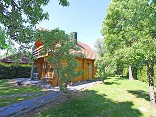 Ferienhaus Bartelshagen FDZ 461 Hausansicht