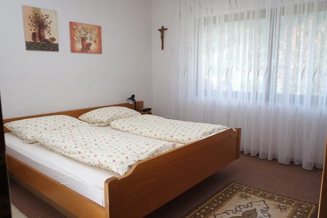 Schlafzimmer in Fewo 1