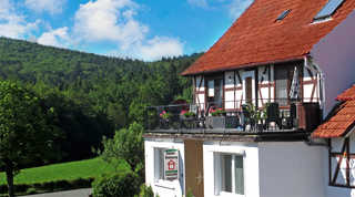 Haus Rabe am Edersee