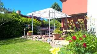 Ferienwohnung Hanni Garten