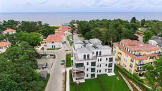Baabe Villa Andrea Ferienwohnung Sedina Ref. 228842 Lage Villa Andrea