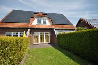 Nr. 47 - Ferienhaus Mühlenblick / Nähe Museumshafen Garten / Terrasse