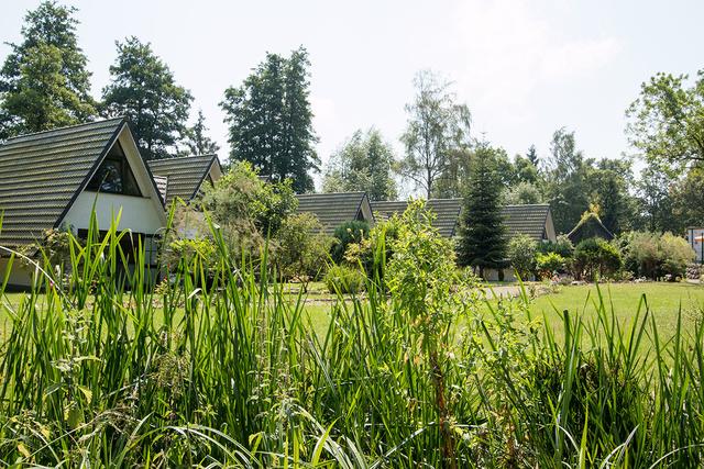 Blick auf Finnhütten