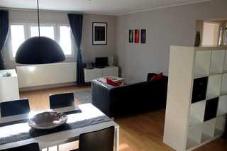 Gästewohnung Köln-Longerich Wohnzimmer