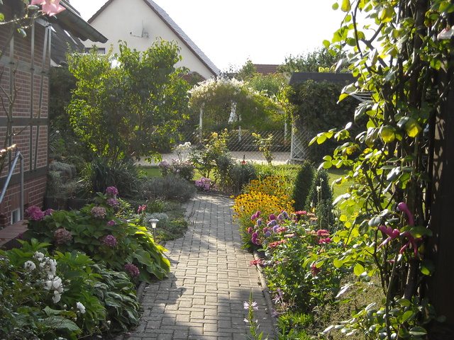 Gartenweg zur Fewo
