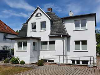 Ferienwohnungen Finja strandnah in Zinnowitz - Fewo.cc Haus Finja - Ansicht Straßenfront