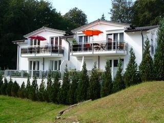 H: Residenz Falkenberg Whg. 06 Das Boot mit Balkon (Süd) Objektansicht