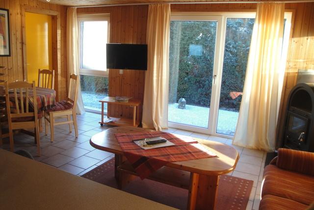 Ferienhaus Nemecz Wohnzimmer