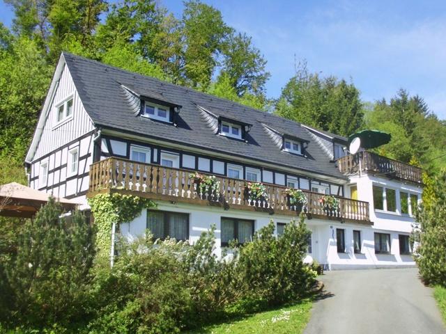 Ferienhaus Demberg Ferienhaus im Sommer