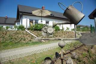 Doppelhaushälfte Bansin Außenansicht