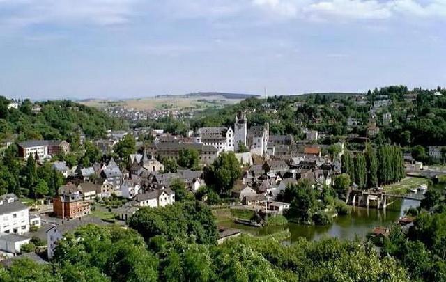 Blick von Altendiez über Diez