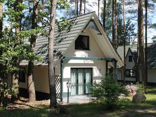 Ferienhäuser am See Van der Valk Naturresort Drewitz