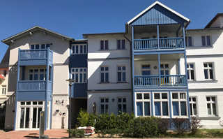 Ferienwohnung Muschel im Ostsee-Domizil Sandburg Ostsee-Domizil Sandburg