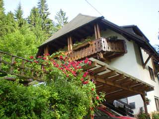 Haus am Bach Außenansicht Haus am Bach