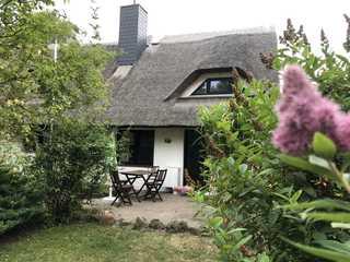 Haus 1795 Schwalbennest Haus 1795 FW Schwalbennest - Blick auf die Terr...