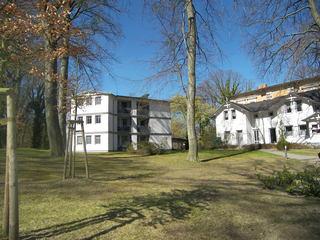 Residenz Am Buchenpark Remise, App. 19, H. Lampe Außenansicht Residenz am Buchenpark