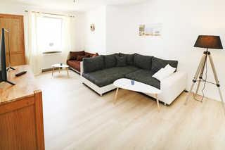 Ferienwohnung Aurora/MAHM Wohnzimmer