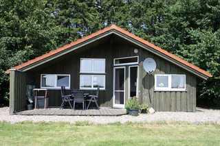 Ferienhäuser Abild Terrasse Haus Sonnenblume und Haus Kornblume