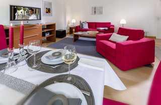 Ferienwohnung 32RB6, Villa Aesculap