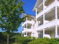 Wohnpark Hamburg Häuser der Wohnanlage