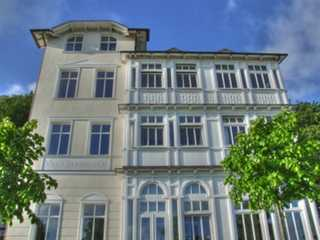 Binz 05 - Villa Strandeck direkt am Strand, mit Ostseeblick Villa Strandeck