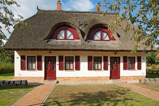 Dünresidenz Glowe Haus Lena 200 m zur Ostsee Hausansicht