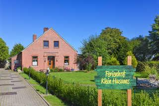 Ferienhof Klein Husums in Werdum Außenansicht