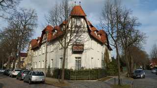 Ferienwohnung Babelsberg Außenansicht