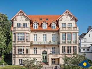 Villa Frisia Whg. 22 Außenansicht