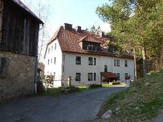 Reiterhof Finkenmühle Fewo Boris Außenansicht