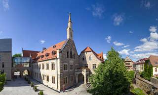 Evangelisches Augustinerkloster zu Erfurt Augustinerkloster Südansicht