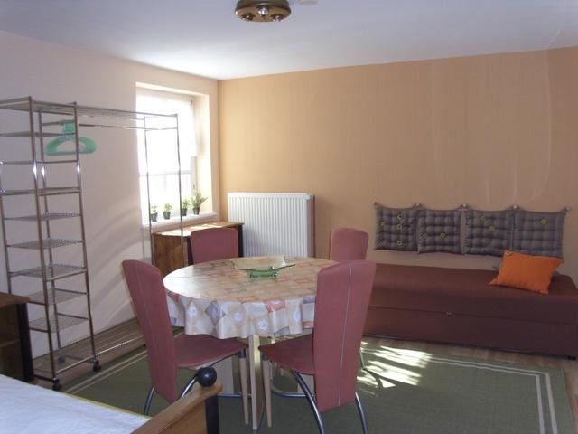 Wohn- Schlafzimmer 2