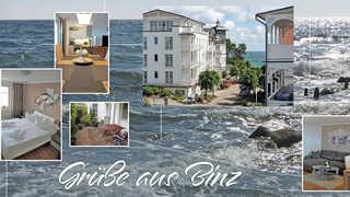 "Haus Concordia -F512 | WG11 ""Liuba"" m. Terrasse & Strandkorb Haus Concordia im Ostseebad Binz"