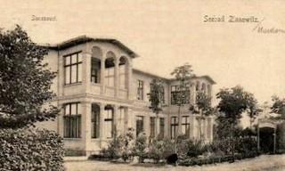 Zinnowitz Residenz Sanssouci Residenz Sanssouci anno 1907