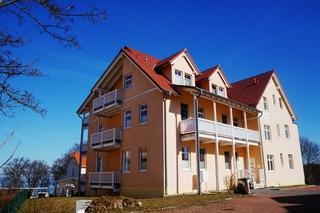 Villa Bergfrieden - Ferienwohnung 45428 Außenansicht
