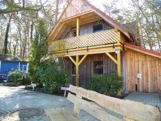 Ferienhaus Knopf mit 3 Ferienwohnungen Außenansicht